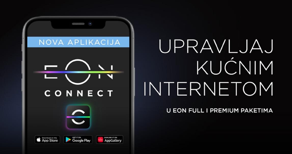 United Grupa predstavlja EON Connect, novu i inovativnu uslugu koja korisnicima omogućava upravljanje kućnim internetom kao nikada do sada