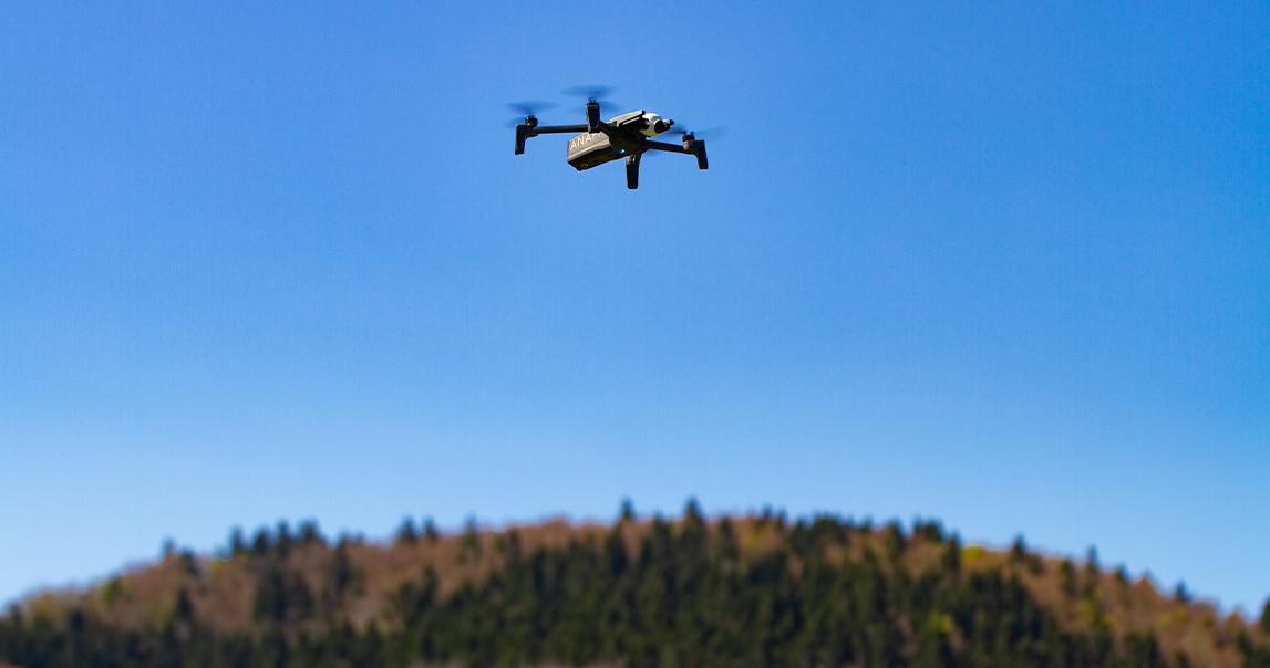 Donacija drona Javnoj vatrogasnoj postrojbi Grada Delnica za nadolazeću protupožarnu sezonu