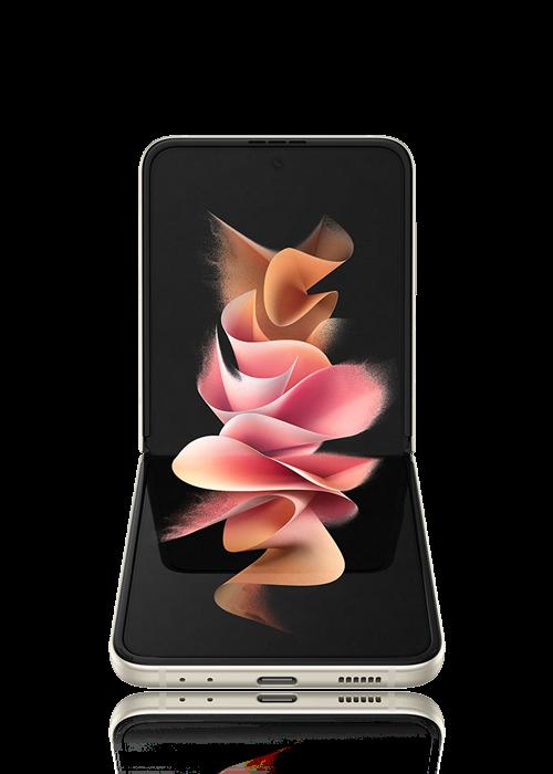 Galaxy Z Flip3 5G 128GB Cream