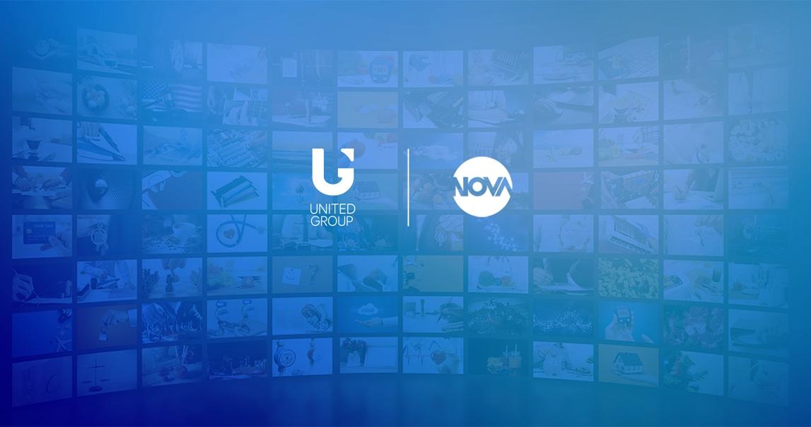 United Grupa dovršila akviziciju bugarske Nova Broadcasting Grupe