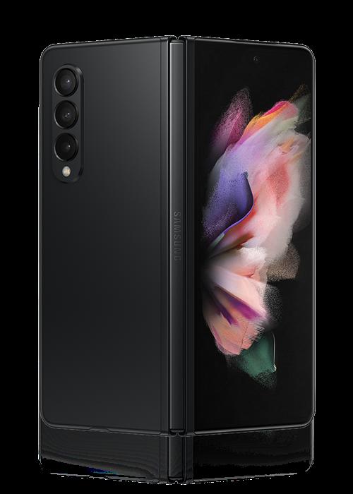 Galaxy Z Fold3 5G 256GB Black